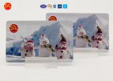 Consegna veloce del campione! Smart Card senza contatto stampato o in bianco di RFID