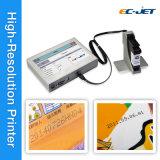 Ink-Jet imprimante haute résolution pour les emballages des médicaments (ECH700)