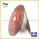 105мм Turbo алмазного инструмента для пильного полотна керамической плитки