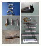 La circular automática que introducía hidráulica de Yj-325CNC vio el cortador de tubo para el tubo de acero inoxidable