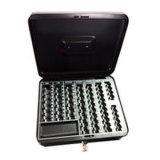 Малая безопасная коробка для Jewellery и дорогих ценностей с замком/Кодим цифров