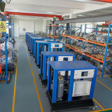 Permanently Magnetic variable frequency type Screw air Compressor Manufacturer