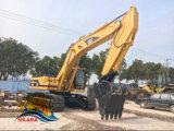 使用された幼虫330blのクローラー掘削機猫30tonの掘削機
