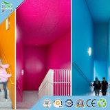 포름알데히드 자유로운 야자껍질의 섬유 섬유판 청각 위원회 벽 목제 모직 천장