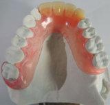 Valplast Gebiss für Klinik vom chinesischen zahnmedizinischen Labor