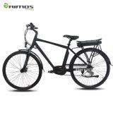 Bici eléctrica del MEDIADOS DE del motor de aluminio de la aleación camino del marco