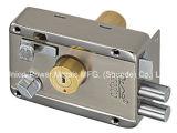 Aro de segurança de porta com fechadura cilindro duplo e Teclas Super-Computer