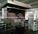 La norme ISO9239-1 Flooring Fire testeur panneau radiant méthode, la norme ISO9239-2 Flooring Testeur de propagation de la flamme