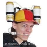 Sombrero de vaquero mágico de consumición del sombrero del sombrero del PVC del sombrero del sombrero del megáfono del sombrero del guerrero de los ventiladores de fútbol