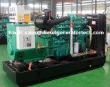 Anfall 75kw vier Yuchai Dieselenergien-Generator-geöffneter Typ Genset