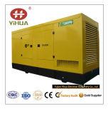 유럽 기준 중국 디젤 엔진 발전기 세트 200kw/250kVA