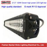 """120 W de alta qualidade 21,5"""" E MARCA DE R112 Osram Barra de luz LED"""