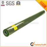 Verde non tessuto dell'esercito del Rolls no. 21 della carta da imballaggio del regalo del fiore
