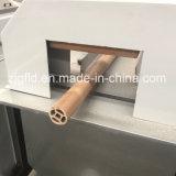 Wood+PVC zusammengesetzte Vorstand-Platten-Profil-Rod-Strangpresßling-Maschinen-Zeile