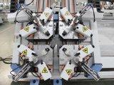 Automatische 4 Ecken-Aluminiumfenster-Tür-quetschverbindenmaschine