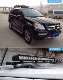 자동 단 하나 줄 크리 사람 10W LED 표시등 막대 4X4 최고 밝은 자동차 Offroad 몰기