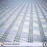 Asphalte renforcé par fibres de verre Geogrid pour des Anti-Fissures de trottoir/route