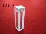 Cubeta de cuarzo pulido con tapa
