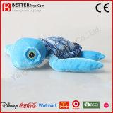 견면 벨벳 아기 아이를 위한 장난감에 의하여 채워지는 물 동물성 연약한 거북