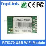 3.3VDCまたは5.0VDC 802.11n 150Mbps Ralink Rt5370 USB IPのカメラのための無線WiFiネットワークモジュール