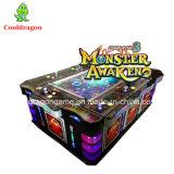 Máquina de juego de juego de fichas de arcada del vector de juego de los pescados para la venta