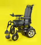Tew005b 최신 판매 페이지 조이스틱을%s 가진 접히는 불리한 전력 휠체어