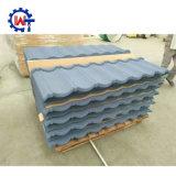 2016 плитки крыши металла самого популярного Recyclable каменного песка Coated