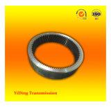 Conducir los engranajes de anillo internos usados en la caja de engranajes de la industria del cemento