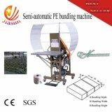 Precintadora semiautomática de China para el rectángulo del cartón