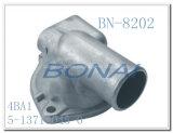 collegamento della presa dell'acqua dei pezzi di ricambio del motore 4ba1 per Isuzu (OEM: 5-13713045-0) Pezzo fuso di alluminio