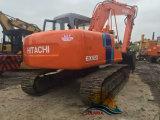 Usa/Hitachi EX120 excavadora de cadenas de segunda mano Hitachi (EX60 EX200) Original de maquinaria de construcción de la excavadora Japón