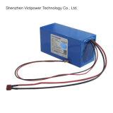 再充電可能な電源25.2V10ahのリチウムイオン電池のパック