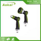 Arma de aerosol ajustable de agua del metal de las herramientas de jardín de la colada de coche