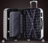 流行のHardshellのABSまたはパソコン旅行トロリー荷物