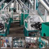 Equipamento de trituração comercial do moinho de farinha da refeição do milho do milho do standard alto