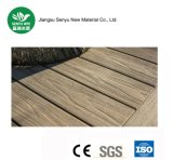 Placa composta plástica de madeira ao ar livre por atacado do Decking da fábrica WPC