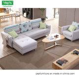 Chaise lounge Sala móveis domésticos Sofá Set 1+3+L