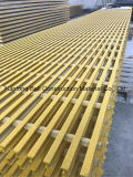 FRP/GRP Pultruded Gratings, Glasvezel I-40125 Grating, Grating. van Pultruded Glassfiber