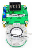 Le monoxyde de carbone du gaz Co pile électrochimique du capteur de 10000 ppm/ Surveillance de la sécurité des gaz de combustion avec filtre standard hautement sélective