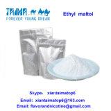 Maltol de etilo de la pureza elevada 4940-11-8 aditivos alimenticios usados en el alimento, tabaco, E-Líquido/Ecig/E-Jugo/Vape