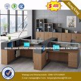 Corner tableau joint Style unique BV contrôle Office Desk (HX-8N0192)