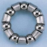 "5/16"" Zim Chapeados Aluguer de retentores de esferas de aço inoxidável"