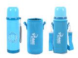 Aislados de neopreno portátil botella para beber agua de la bolsa de refrigerador
