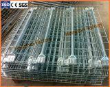 Paquet lourd de fil galvanisé par mémoire d'entrepôt pour le défilement ligne par ligne de palette