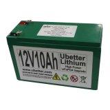 Pacchetto 12V10ah della batteria di ione di litio del rimontaggio della batteria al piombo