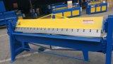 風の管(WH06-1.5X1500)のための手動シート・メタル曲がる機械