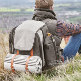 Мешок Backpack пикника 4 персон с отсеком Blanket&Cooler
