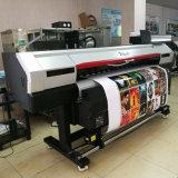 Xuli 인쇄 기계 새로운 구조 1.8m 2.5pl Xaar 광고업을%s 1201년 Printhead 큰 체재 잉크 제트 인쇄 기계 Eco 용해력이 있는 인쇄 기계