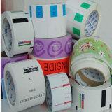 Máquina de impresión de etiquetas adhesivas rollo/máquina de impresión de etiquetas Vct-Lp002n