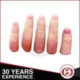 Pour désactiver les gens de doigt de silicone